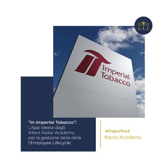 in imperial tobacco project work